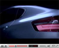 BMW X6: Teaser 2 en ligne