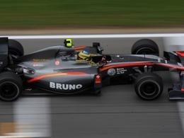 Bruno Senna ne veut pas lâcher la F1