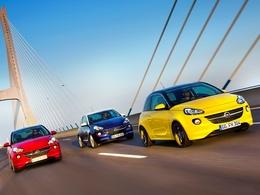 Grâce à Adam, Opel/Vauxhall gagne des parts de marché en Europe