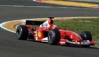 Luca Badoer est le plus rapide à Bahreïn