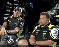 Moto GP - Yamaha: Ben Spies parie que Burgess suivra Rossi chez Ducati