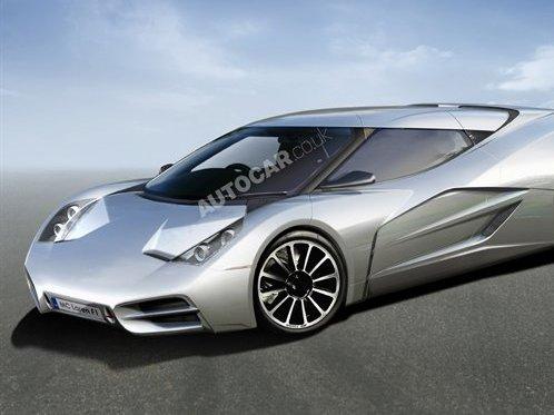 """Une nouvelle McLaren F1 en 2012. Il s'agira d'une """"hypercar révolutionnaire""""!"""