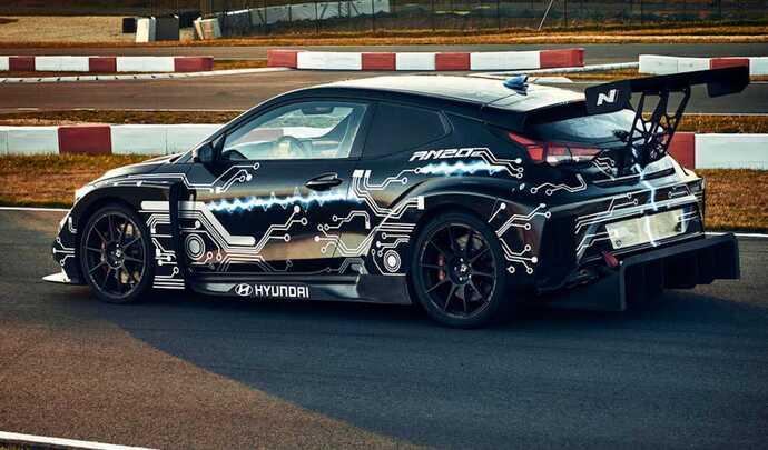 Des Hyundai N à batteries et à hydrogène sont envisagées
