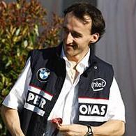 """F1-Kubica: """"Nous ne sommes pas trop mal."""""""