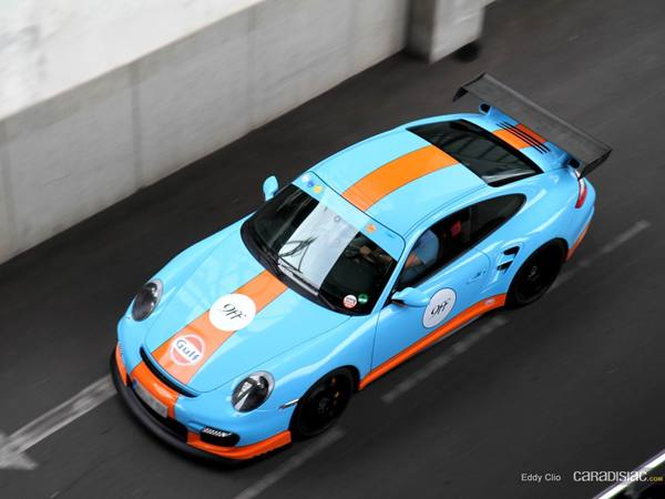 Photos du jour : 9FF BT2 (Nürburgring)