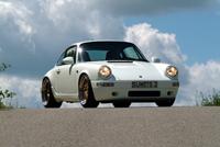 Porsche 911 SC (1982) par Cargraphic: Du beau boulot et 1050 kg sur la balance