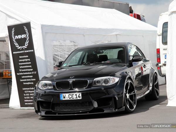 Photos du jour : BMW Serie 1M Manhart Racing MH1 S (Nürburgring)