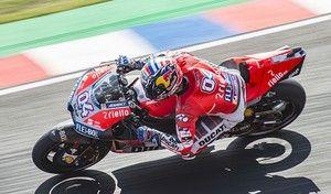 MotoGP - Argentine: des points pour Dovizioso et c'est beaucoup!