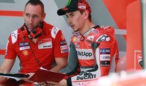 MotoGP - Argentine: Lorenzo fait chou blanc et intéresse Suzuki