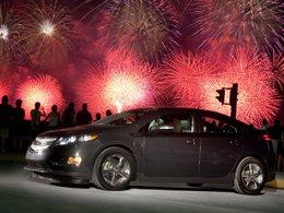 """La Chevrolet Volt a relevé le défi """"Freedom Drive"""""""