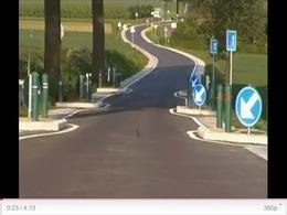 Entre Braives et Hannut, la route la plus improbable de Belgique