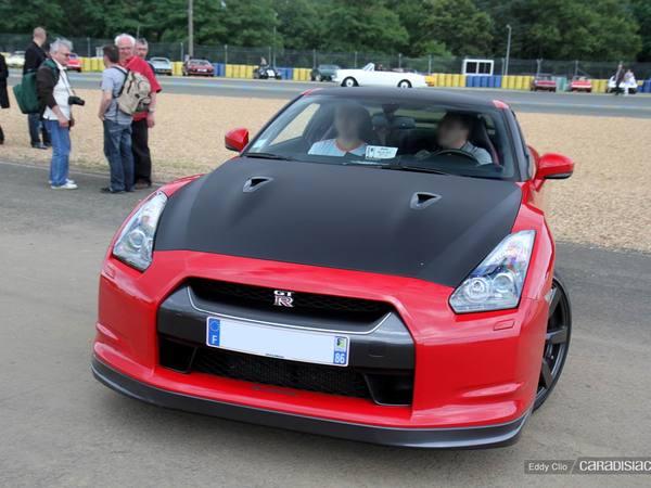 Photos du jour : Nissan GT-R (Le Mans Classic)