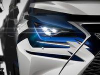 Lexus : le temps du restylage pour le NX