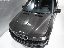 Sorti du laboratoire : un BMW X5 en fibre de carbone