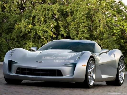 Chevrolet Corvette C7: la rumeur se précise