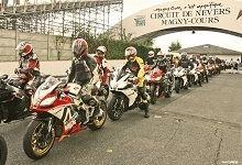 Superbike - Aprilia: Il reste des places pour rouler sur les traces des champions à   Magny Cours