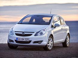 Opel Corsa au rappel : frein à main défectueux