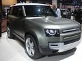 Land Rover Defender: renaissance d'une légende - Vidéo en direct du salon de Francfort 2019