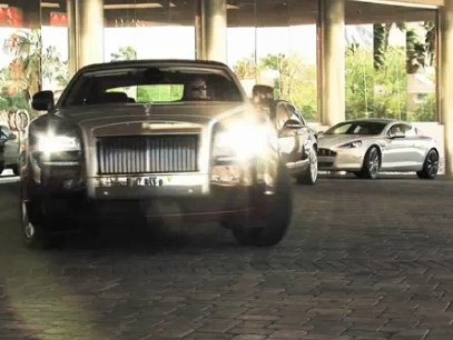 [Vidéo] Aston Martin Rapide VS Bentley Continental Flying Spur VS Rolls-Royce Phantom : bataille entre limousines anglaises
