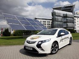 De l'énergie solaire pour Opel à Rüsselsheim