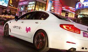Toyota rachète la division voiture autonome de Lyft