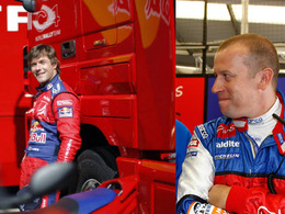 (Spéculons gaiement) Autour de Sébastien Loeb, Olivier Panis et plus encore