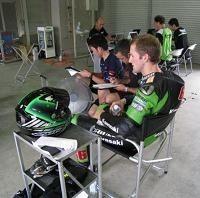 Superbike - Kawasaki: Tom Sykes prépare l'avenir du Ninja en étant incertain du sien