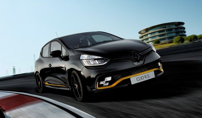 La Future Renault Clio Rs Aura Un 1 8 Turbo