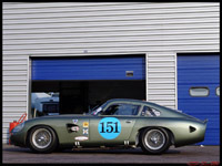 La photo du jour : Aston Martin DB212 Project