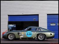 La photo du jour : Aston Martin DB212 Project