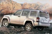 Le nouveau Jeep® Cherokee débute à Francfort