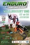 Championnat de France d'enduro à Villebret
