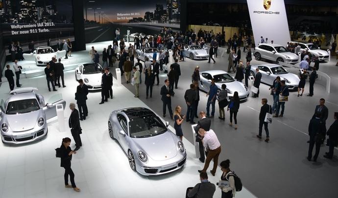 Soirée Volkswagen - Les images en direct du Salon de Francfort 2019