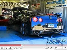Nissan GT-R Switzer R1K : la barre des 1000ch est atteinte