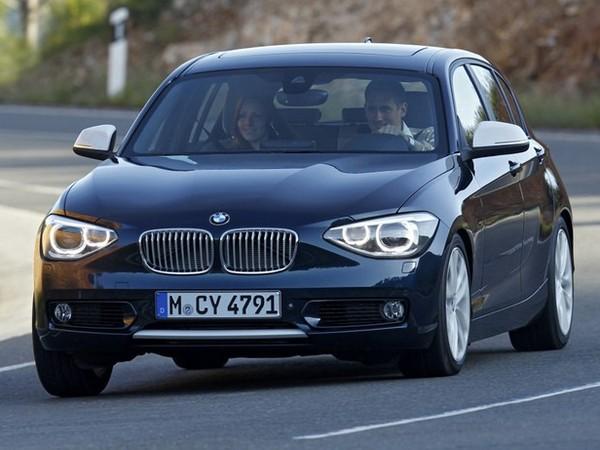 Surprise (grosse) : la future BMW Série 1 déjà là