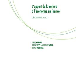 La culture meilleure contributrice que l'automobile au PIB français
