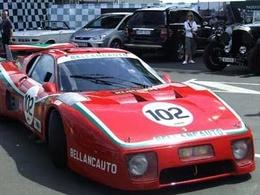 Soheil Ayari à Le Mans Classic!