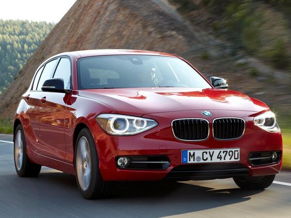 Nouvelle BMW Série 1 : 52 photos HD pour mieux la juger