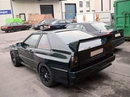 Tuning revival : une Audi Sport Quattro de 800 chevaux