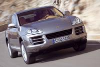 Une version GTS du Porsche Cayenne à Francfort?