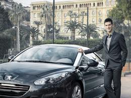 Peugeot s'offre Novak Djokovic