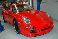 Porsche Cayman GTR : the beast !