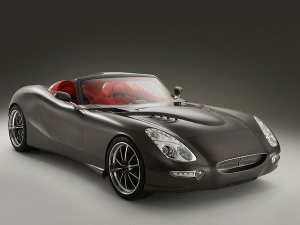 Voici la nouvelle Trident Iceni GT et son V8 turbodiesel de 660 ch!