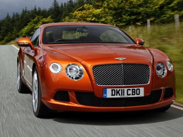 Bentley Continental GT et GTC : bientôt avec une boîte auto à 8 vitesses