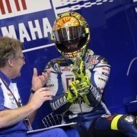 Moto GP - Catalogne: Rossi aimerait bien deux ans de plus avec Yamaha