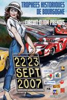 Des F1 à Dijon les 22 et 23 septembre!