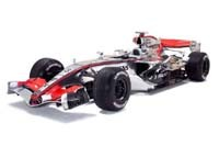 Le V8 McLaren Mercedes toujours récalcitrant
