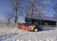 WRC-Norvège: Loeb passe en tête... même quand il est derrière !