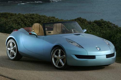 Renault Wind :   Le Losange nous refait   le coup du Spider