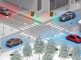 Test à taille réelle pour les voitures connectées aux Etats-Unis